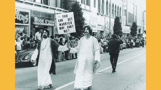 Первый гей-парад в Лос-Анджелесе, 1970