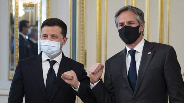 Политолог Марков назвал встречу Блинкена и Зеленского трагедией