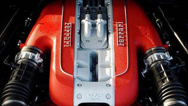 Ferrari не собирается отправлять атмосферный V12 на пенсию