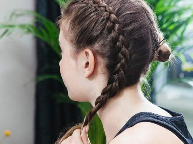 Как сделать боксёрские косички: причёски шаг за шагом (с фото)