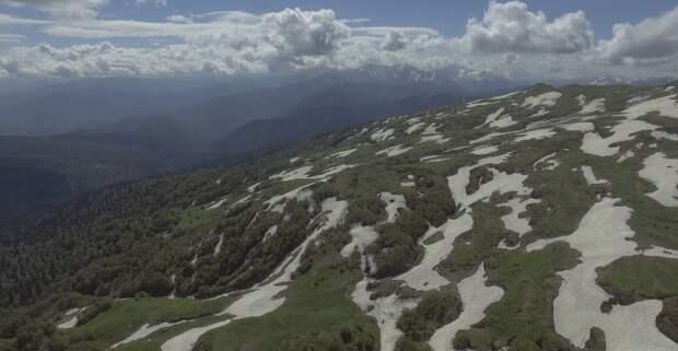Кавказский заповедник открыл летние туристские маршруты