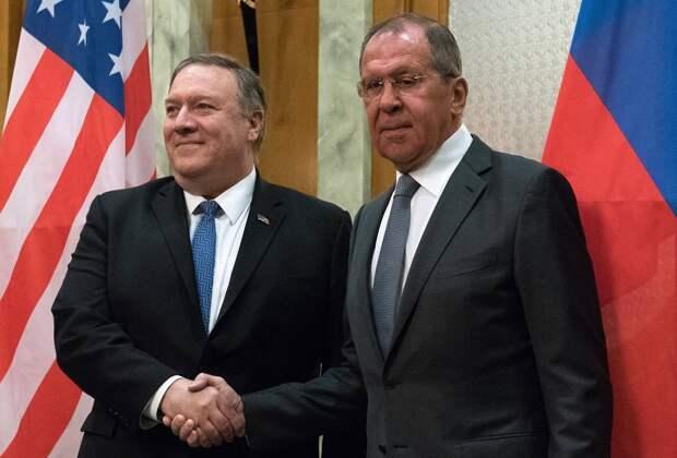 «Так и ахнули»: Помпео после встречи с Лавровым шокировал участников Мюнхенской конференции (ФОТО)