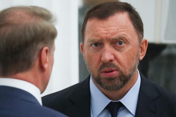 Олег Дерипаска: грабеж Центральным банком промышленности и населения продолжается