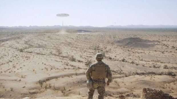СМИ США: наблюдавшиеся НЛО это проверка РФ или КНР возможностей нового оружия