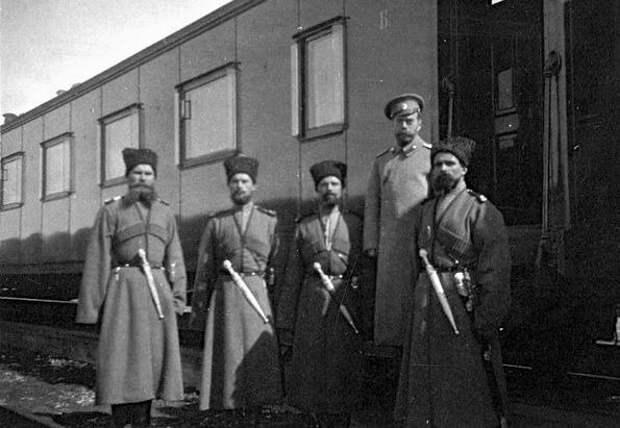Какая на самом деле личная охрана была у русских императоров