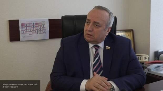 Клинцевич рассказал об уникальности войск РХБ России, которые спасли Италию от COVID-19