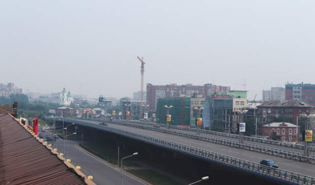 Норма пыли почти в три раза превышена в воздухе Екатеринбурга