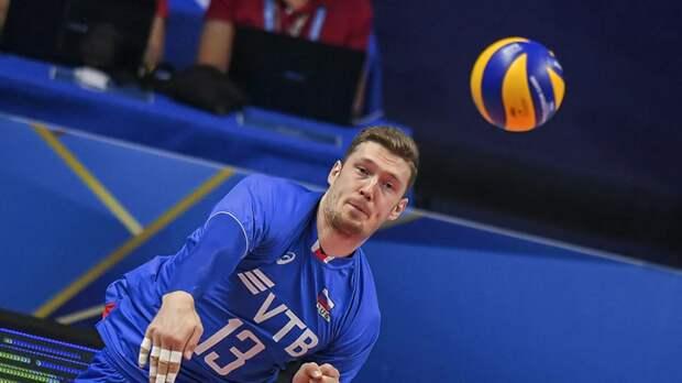 Волейболист Мусэрский может пропустить ОИ в Токио из-за травмы