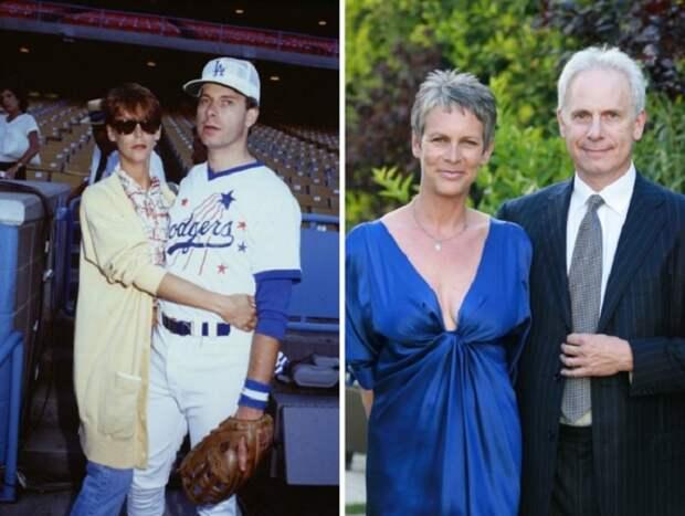 Вместе 32 года. Когда Джейми Ли Кёртис увидела его фотографию в журнале, она сказала своей подруге: «Я выйду замуж за этого парня!» Вскоре они познакомились, и их отношения быстро переросли в брак.