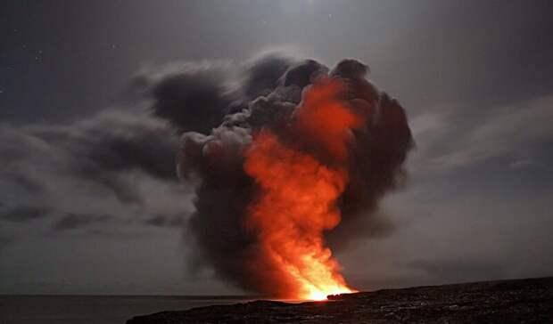 Спавший шесть тысяч лет вулкан проснулся вИсландии