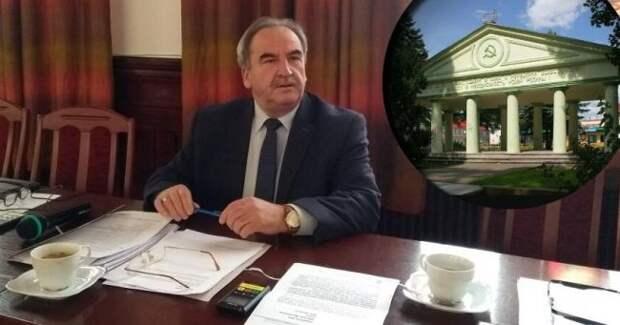 Россиянка просит старосту вПольше «проявить уважение кпраху моего предка»