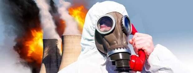Угроза взрыва АЭС на Украине: «Чернобыльская зона» будет от Британии до Урала»
