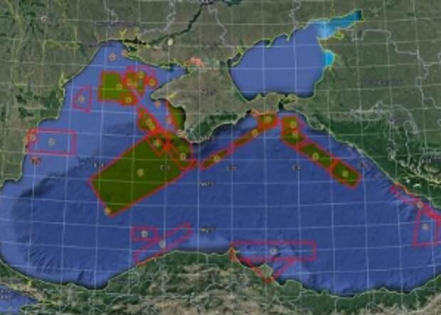 Россия сыграла на опережение в Черном море