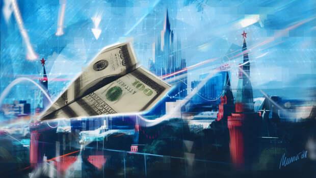 Американцы начали осознавать, что они сами запускают процесс краха доллара