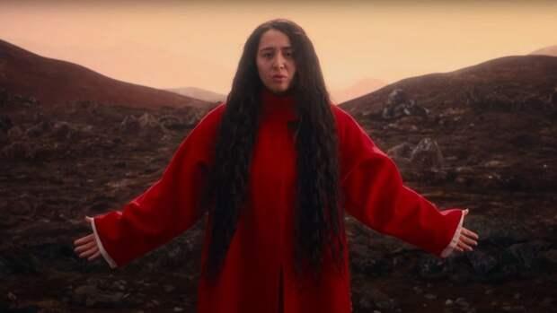 Манижа рассказала о жизни в Роттердаме во время Евровидения