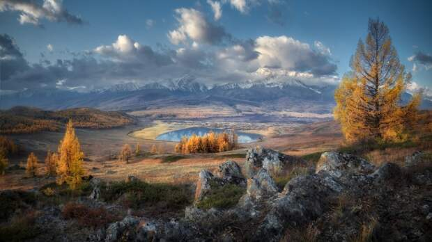 Осенний Джангысколь