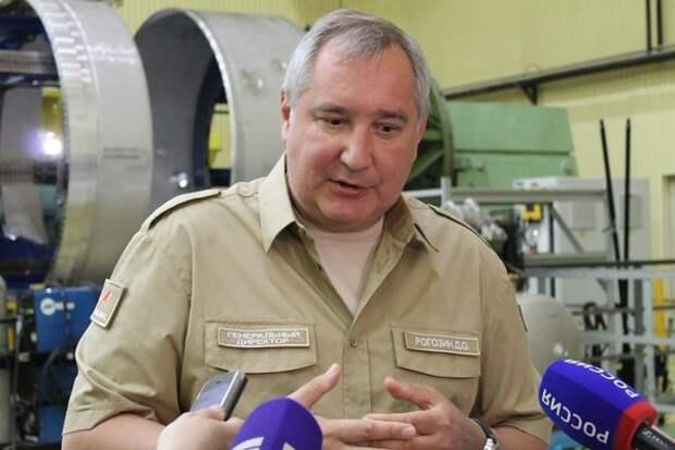 Рогозин не верит в предательство Сафронова и надеется на оправдательный приговор