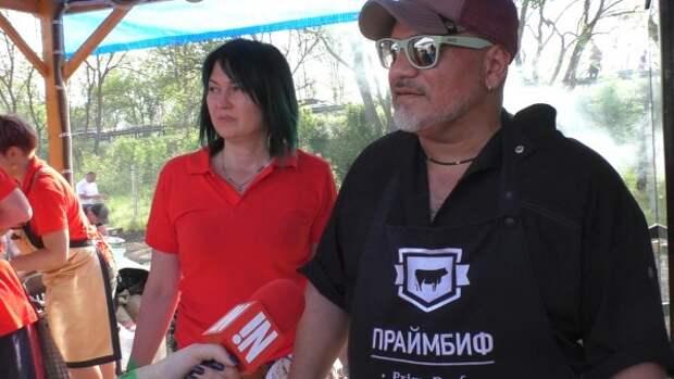 Вкусное интервью с первоклассным шеф-поваром из Сербии (ВИДЕО)