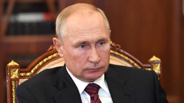 Путин рассказал, что должен предпринять Зеленский для восстановления отношений с РФ
