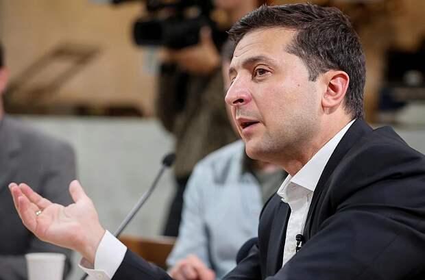 Экс-посол США: Зеленскому не стоило поднимать вопрос о вступлении Украины в НАТО