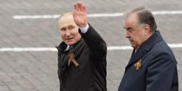 """Путин: РФ будет защищать свои национальные интересы от стран """"с агрессивными планами"""""""