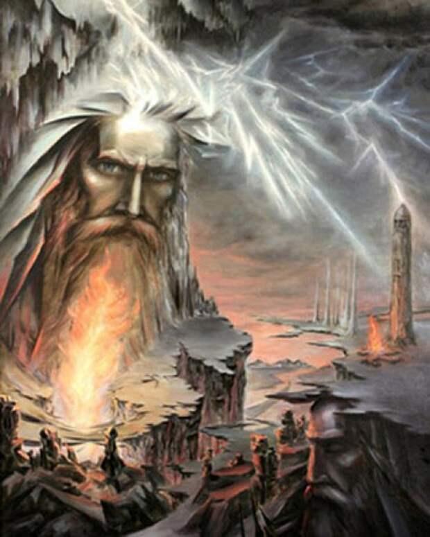 День Победы – время пробуждения Бога Перуна