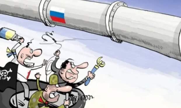 Газовое дзюдо:  США и Германия «раскрыли детали соглашения