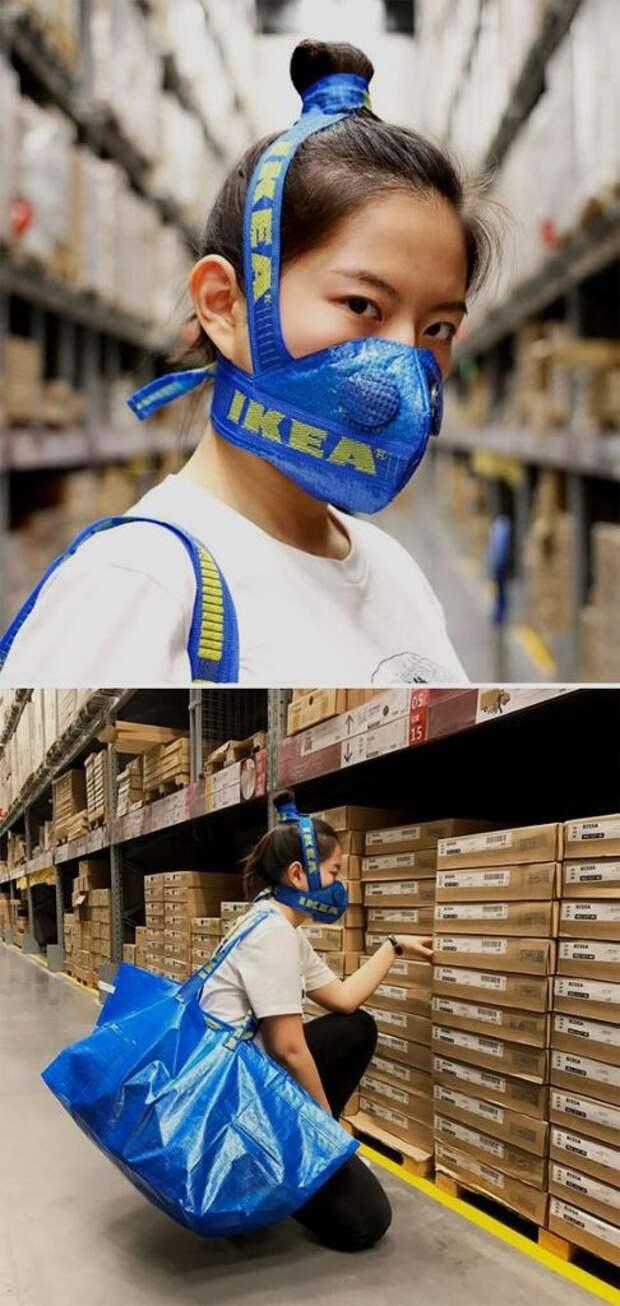 Переделки сумки IKEA (подборка)