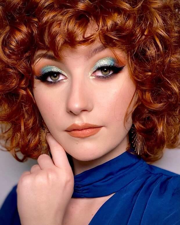 Макияж для блондинок, брюнеток и рыжих: модные тренды лета 2021