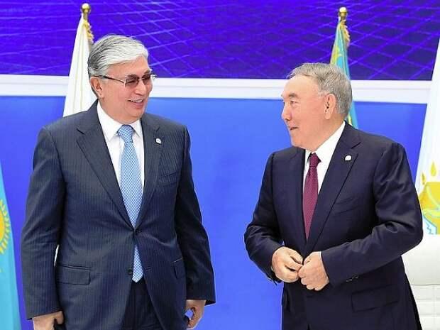 Назарбаев лишится пожизненного поста главы Ассамблеи народа Казахстана