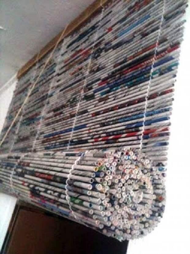 ТОП-10: Самые странные и удивительные рулонные шторы, которые вы когда-либо видели