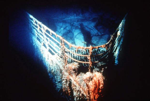 The Independent рассказала о новой версии гибели «Титаника»