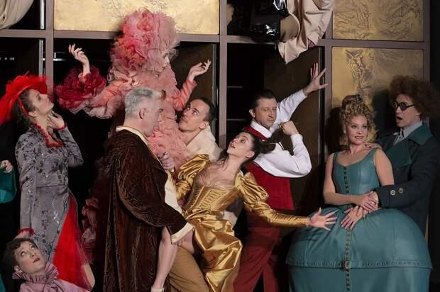 Театр «На Литейном» зовет на «Женитьбу Фигаро»