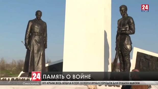 В Севастополе готовятся к торжественному открытию памятника, посвященного столетию окончания Гражданской войны