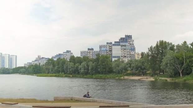 Олейник назвал нереальной идею Жириновского перекрыть русло Днепра