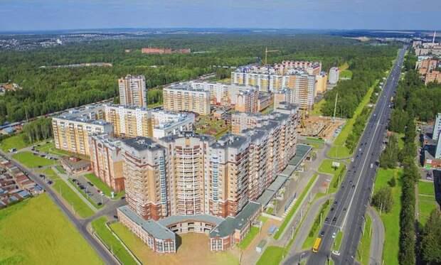 Дороги микрорайона «Столичный» в Ижевске перешли на баланс города