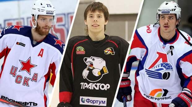 Русские, которые не нужны в Америке. Гусев вернется в СКА, Анисимов — в «Локомотив», а Григоренко — в ЦСКА?