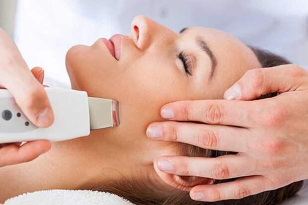 Ультразвуковая чистка лица: преимущества и недостатки