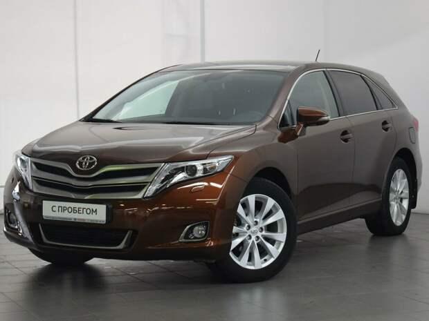 Обзор Toyota Venza. Все что нужно знать, чтобы принять правильное решение.