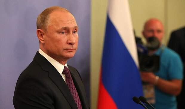 Путин утвердил список KPI для глав регионов
