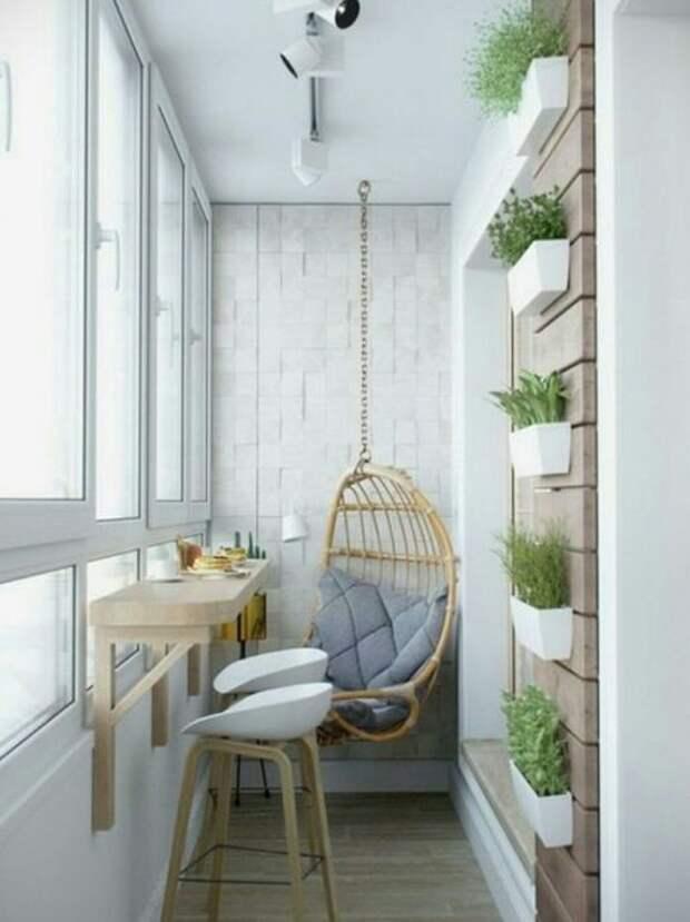 Не такое роскошное место для отдыха, но приятное чувство расслабления будет обеспечено. /Фото: i.pinimg.com