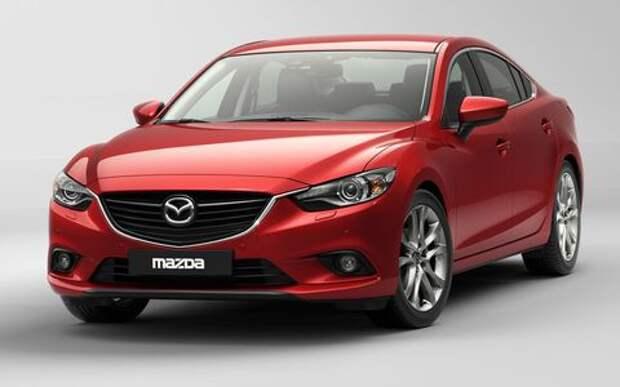 Не то отозвали! Mazda перепутала свои модели