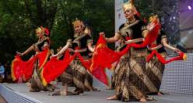 Четвертый Фестиваль Индонезии в Москве посетило 1200 гостей из Индонезии