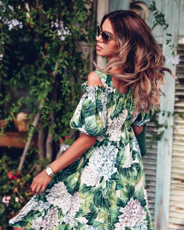 платья весна лето 2019 модные тенденции фото 7