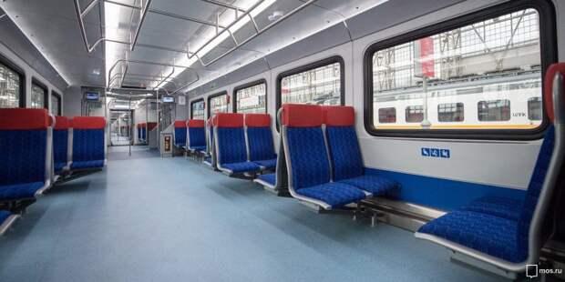 До апреля электрички через станцию «Беговая» будут следовать по новому расписанию