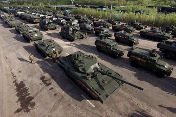Абсолютная угроза для НАТО: NI оценил мощь российской армии