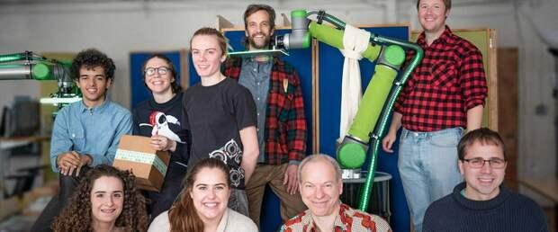 Автономный робот Pickle обрабатывает до 1,6 тыс. посылок в час