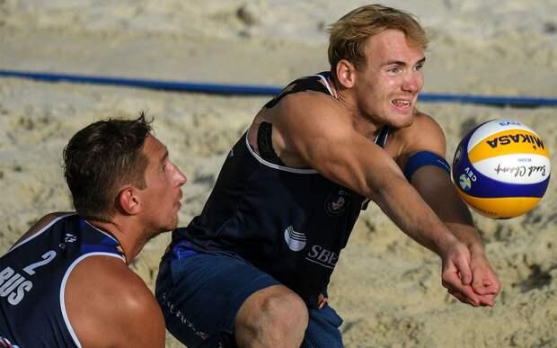 Семенов и Лешуков напрямую вышли в 1/8 финала этапа Мирового тура по пляжному волейболу в Сочи
