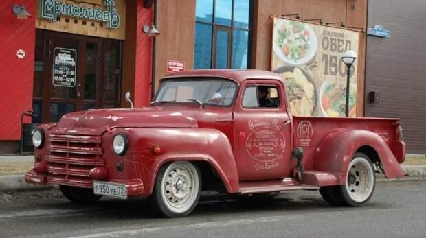 ГАЗ-52 автомобили, машины, советские авто, тюнинг
