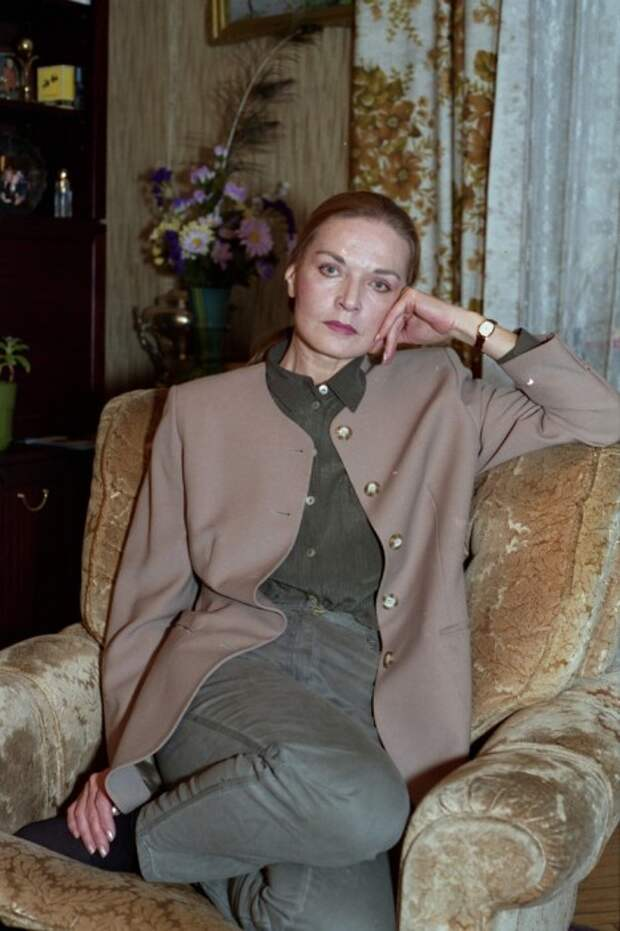 Людмила Чурсина. / Фото: www.woman.ru